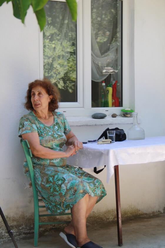 Προφορική μαρτυρία απο Gursen Karesioglu, πρόσφυγα 2ης γενιάς από Ελλάδα