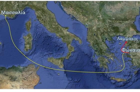 H παρουσία των Ελλήνων στην Μ. Ασία χρονολογείται ήδη από τον 2ο αι. π.Χ.. Οι αρχαίες πηγές λένε ότι ο εποικισμός αρχίζει το 1.100 π.Χ. Πράγματι τα ευρήματα ανάγονται σε αυτήν την περίοδο. Έχει τρεις πηγές και τρεις διαφορετικές κατευθύνσεις. Η μια πηγή είναι οι Αιολείς. Δηλαδή άνθρωποι από την […]
